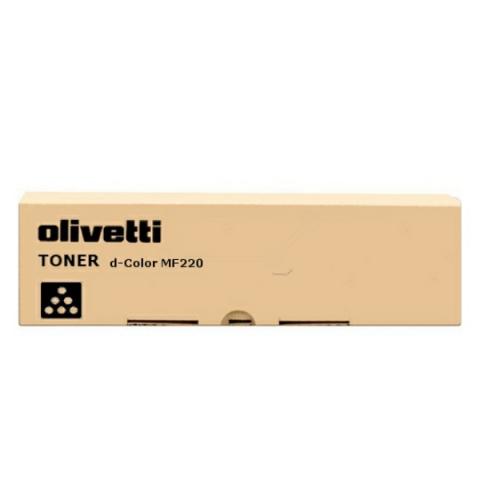 Olivetti B0854 Toner, original mit einer