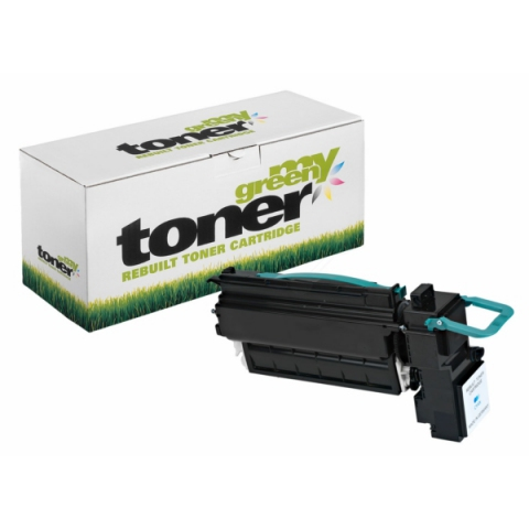My Green Toner Toner ersetzt C792X1CG, passend