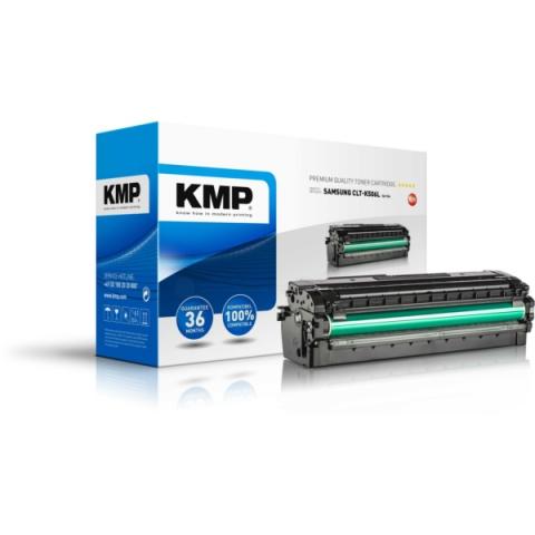 KMP Toner, recycelt, ersetzt CLT-K506L für