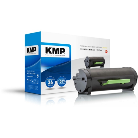 KMP Toner, rebuild, für Dell