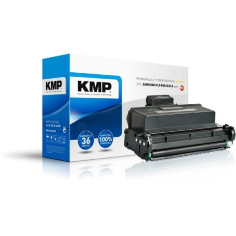 KMP Toner, rebuild, ersetzt MLT-D204E,ELS für
