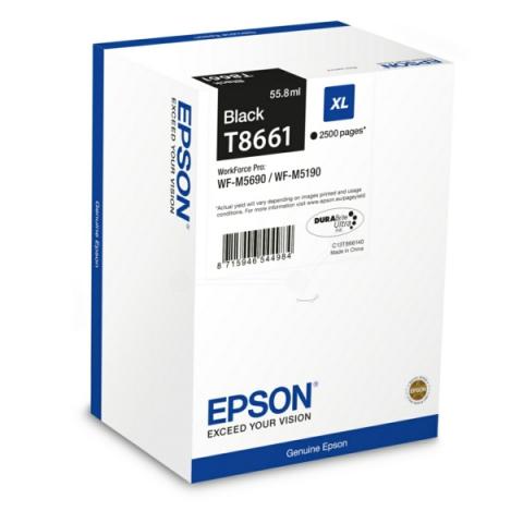 Epson C13T866140 original Druckerpatrone mit