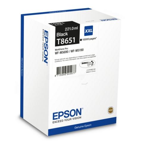 Epson C13T865140 original Druckerpatrone mit