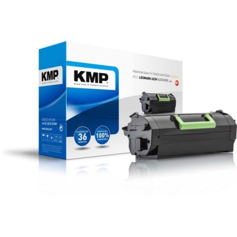 KMP Toner, rebuild, für Lexmark