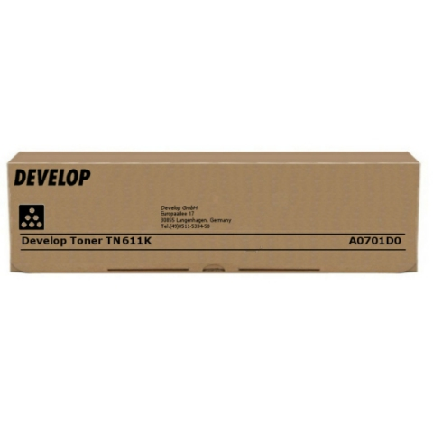 Develop A0701D0 Toner original für ca. 45.000