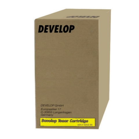 Develop 4053505 Toner original TN310Y, f�r ca.