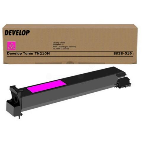 Develop Toner von TN 210 M, für ca. 12.000