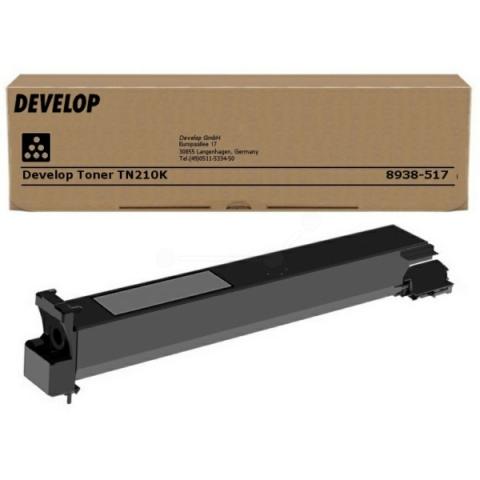 Develop Toner von TN 210 K, für ca. 20.000