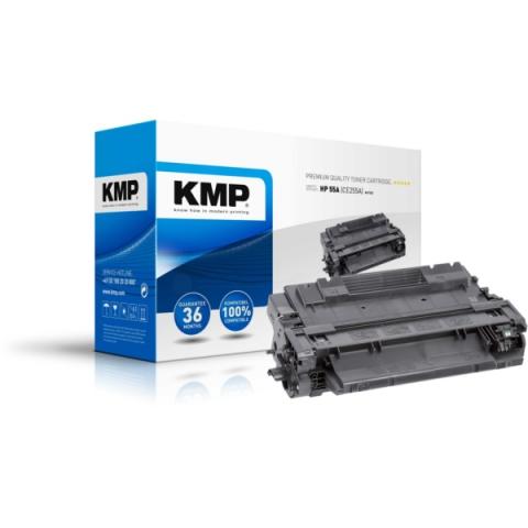 KMP Toner, recycelt in rebuild Qualität (ersetzt
