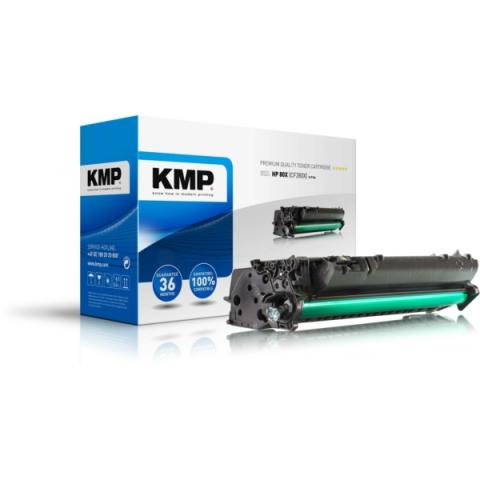 KMP Toner, ersetzt HP 80X ( CF280X ) für ca.