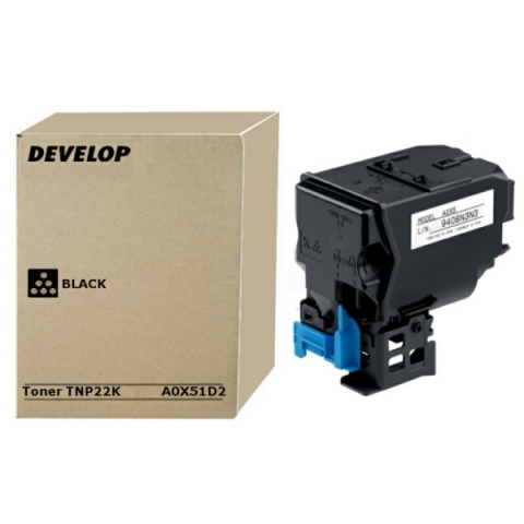 Develop A0X51D2 Toner original für ca. 6.000
