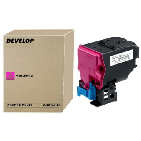 Develop A0X53D2 Toner original für ca. 6.000