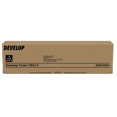 Develop A2020D1 Toner original TN217, für ca.