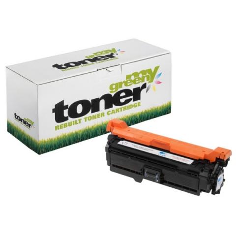 My Green Toner Toner, ersetzt CF321A mit einer