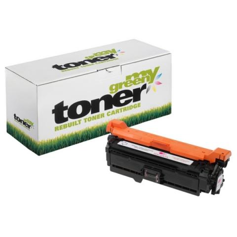 My Green Toner Toner, ersetzt CF323A mit einer