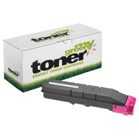 My Green Toner Toner, ersetzt 653010014 von Utax