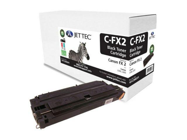 Abverkauf Jettec Toner nur Restbestände!! für L500, L600 passend, ersetzt FX-2 mit einer