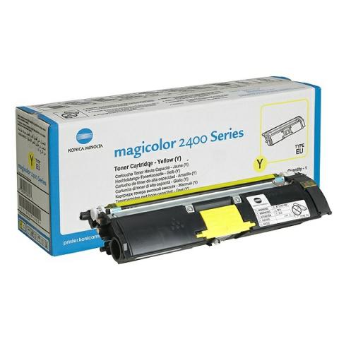 Konica Minolta 1710589001 Toner f�r Magicolor
