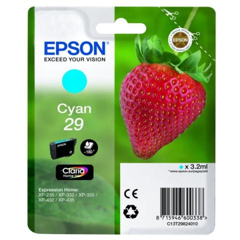 Epson C13T29824010 Druckerpatrone original mit