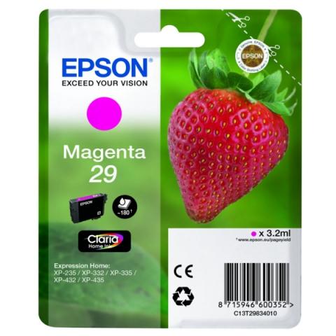 Epson C13T29834010 Druckerpatrone original mit