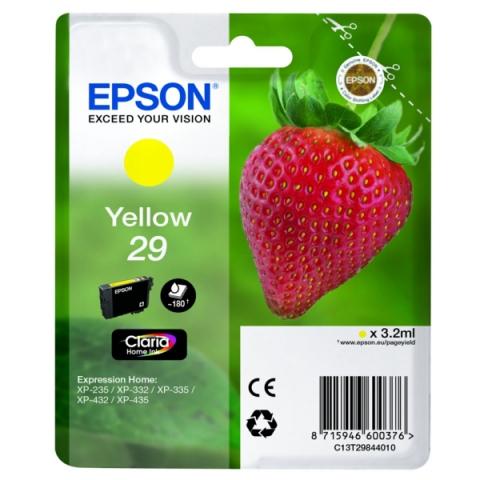 Epson C13T29844010 Druckerpatrone original mit