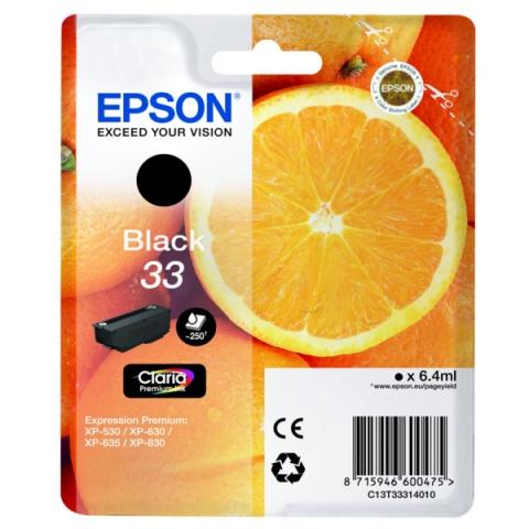 Epson C13T33314010 original Druckerpatrone für