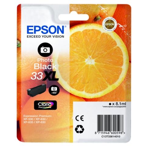 Epson C13T33614010 original Druckerpatrone