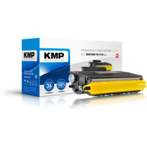 KMP Toner, recycelt, für Brother