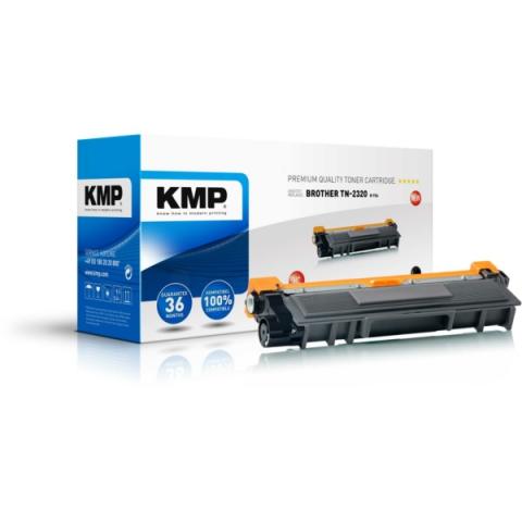 KMP Toner, recycelt, ersetzt TN-2320 für Brother