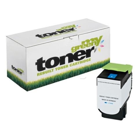 My Green Toner Toner, ersetzt 70C0X20 für