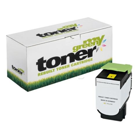 My Green Toner Toner, ersetzt 70C0X40 für