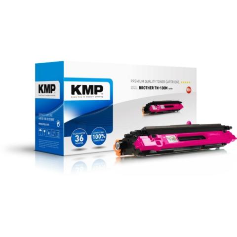 KMP Toner, recycelt, ersetzt TN130M für ca. 1500