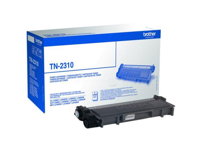 TN-2310 Toner für TN-2130 für ca. 1.200 Seiten passend für Brother HL-L2300 / DCP-L 2500 / 2700