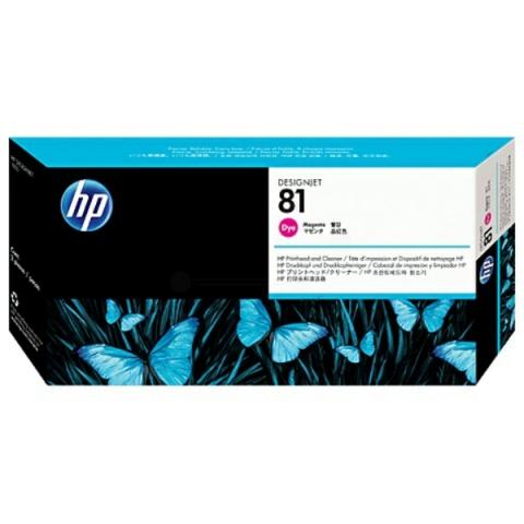HP C4952A Druckkopf NO 81 für DESIGNJET 5000 ,
