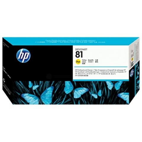 HP C4953A Druckkopf NO 81 für DESIGNJET 5000 ,