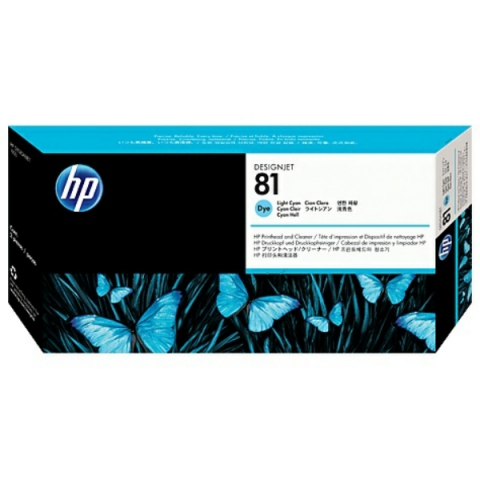 HP C4954A Druckkopf NO 81 f�r DESIGNJET 5000 ,