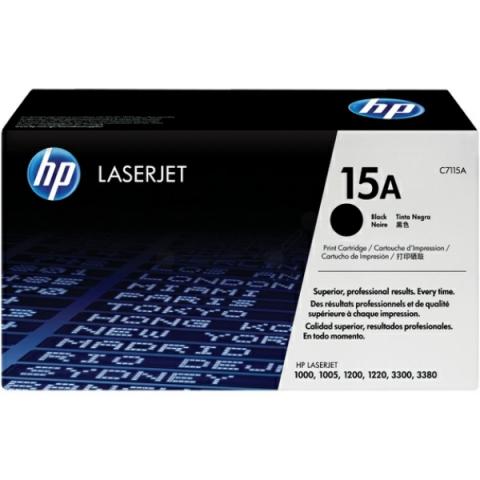 HP C7115A Toner original von HP Laserjet 1000 ,