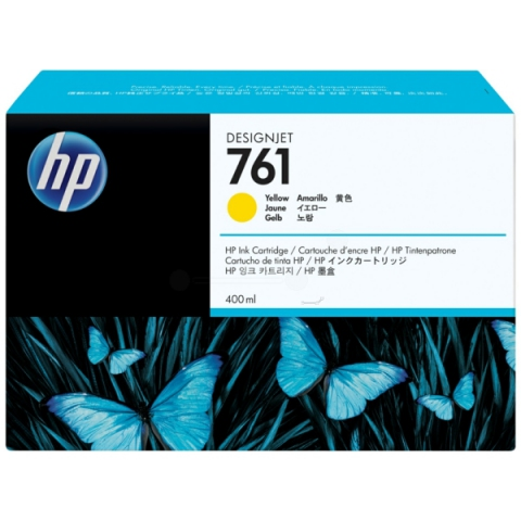 HP CM992A original HP Tintenpatrone No. 761 mit