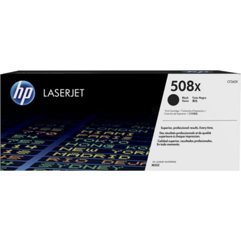 HP CF360X original Toner für HP Color Laserjet