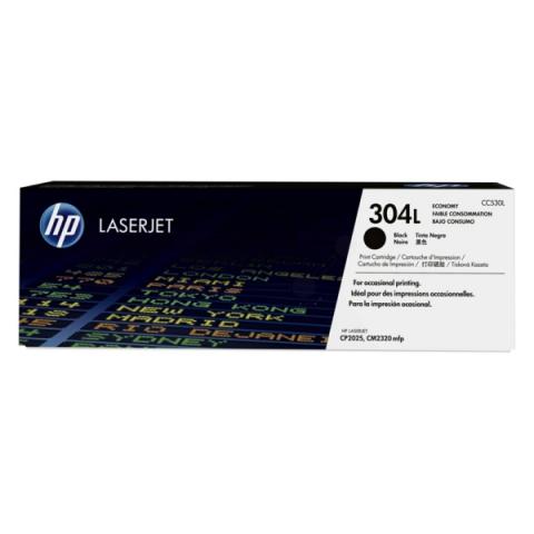 HP CC530L Toner original HP 304L für ca. 1.200