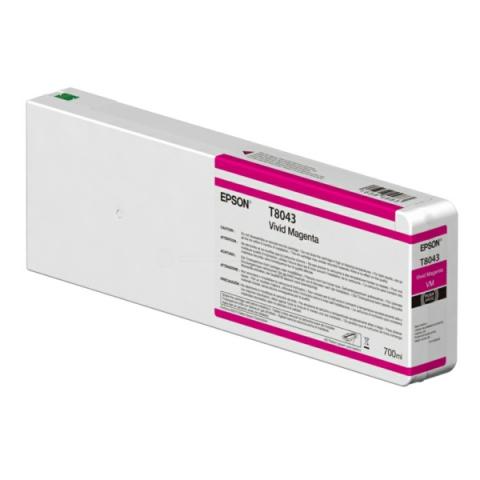 Epson C13T804300 original Druckerpatrone mit