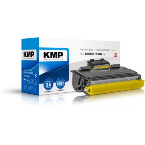 KMP Toner, rebuild, ersetzt TN-6300 für Brother