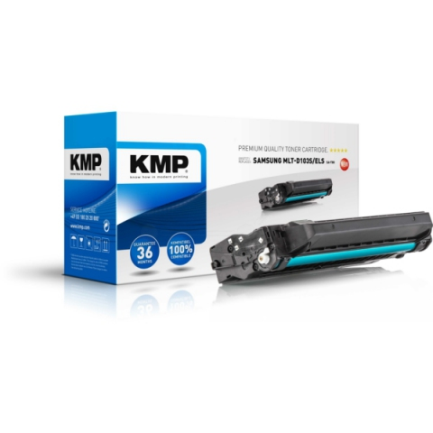 KMP Toner Kartusche f�r ca. 1.500 Seiten,