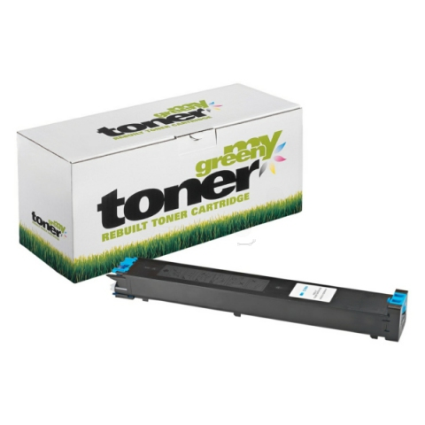 My Green Toner Toner ersetzt MX-31GTCA für Sharp