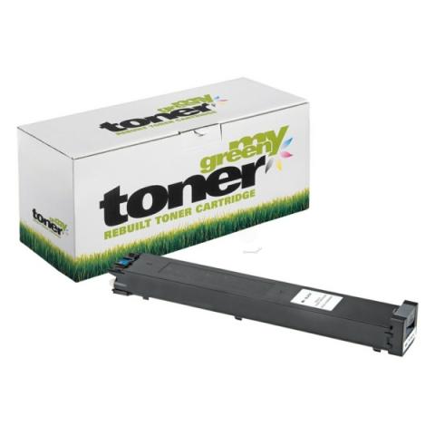 My Green Toner Toner ersetzt MX-27GTBA für Sharp