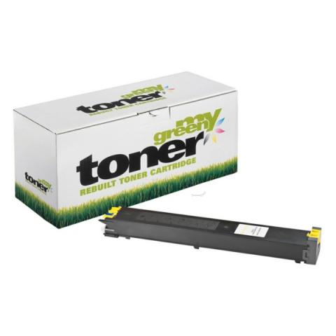 My Green Toner Toner ersetzt MX-27GTYA für Sharp