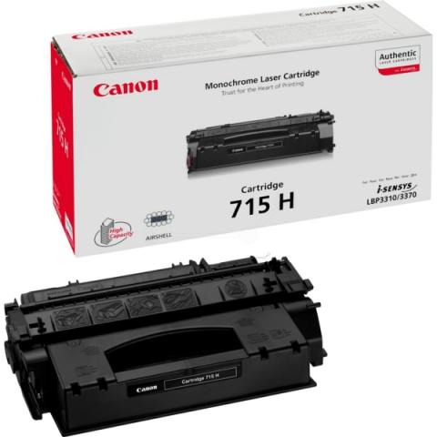 Canon 1976B002 Toner Cartridge 715 H, für ca.