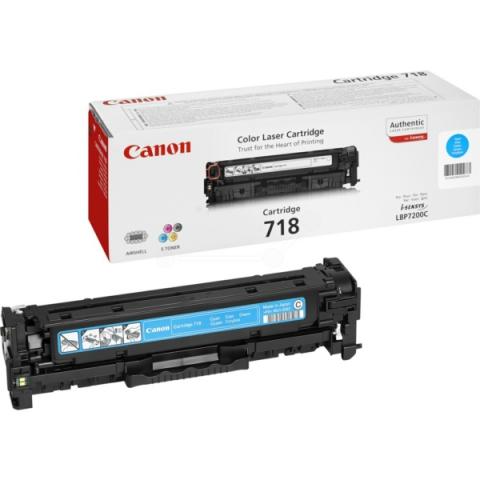 Canon 2661B002 Toner für ca. 2.900 Seiten für