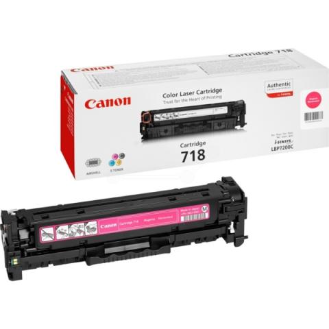Canon 2660B002 Toner für ca. 2.900 Seiten für