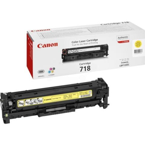 Canon 2659B002 Toner für ca. 2.900 Seiten für